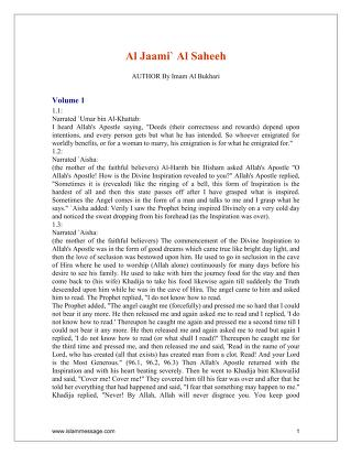 17.sahih bukhari.al jaami al saheeh.al bukhari.9 volscomb.islam message.ai 2..pdf