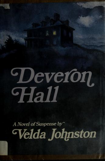 Cover of: Deveron Hall | Velda Johnston