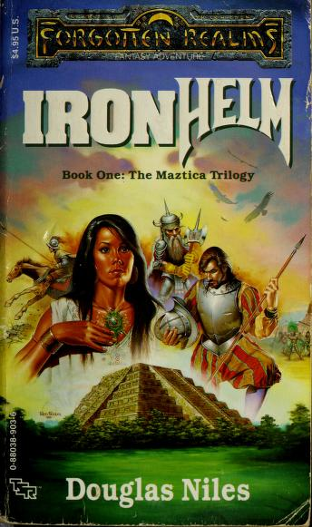 Ironhelm by Douglas Niles