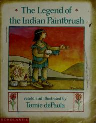 Cover of: The legend of the Indian paintbrush   Jean Little