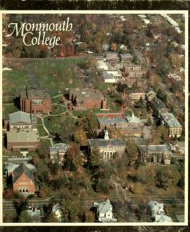 Cover of: Monmouth College catalog | Monmouth College (Monmouth, Ill.)