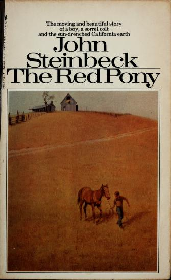 Cover of: Red Pony The | John Steinbeck