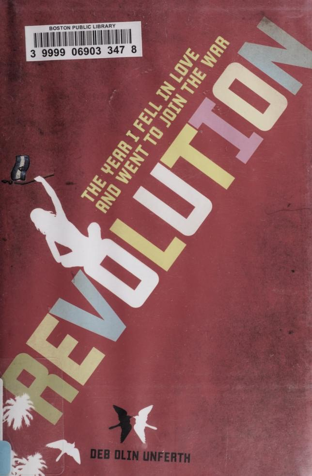 Revolution by Deb Olin Unferth